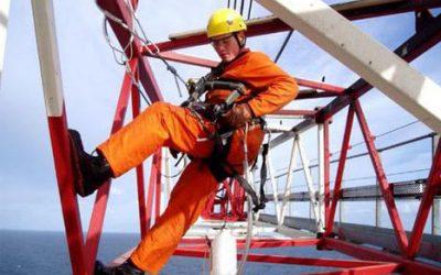 Обучения безопасным методам и приемам выполнения работ на высоте для работников 1 группы