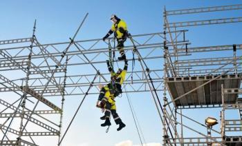 Обучения безопасным методам и приемам выполнения работ на высоте для работников 3 группы